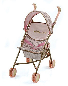 Little Diva Doll Drive Sun Stroller