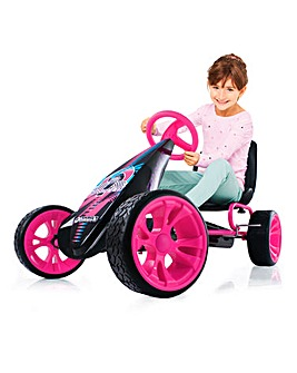 Hauck Sirocco Pedal Go Kart Pink