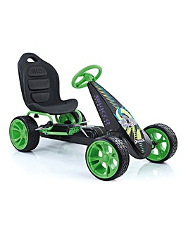 Hauck Sirocco Pedal Go Kart Green
