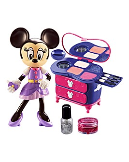 Minnie Mouse Make-up Chest & Compact Set