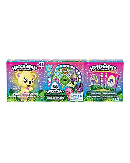 Hatchimals Colleggible 3 Pack Games