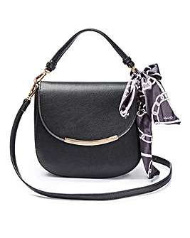 Aldo Across Body Bag With Scarf