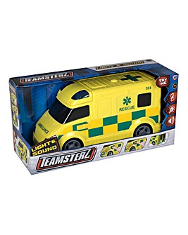 Teamsterz Light & Sound Ambulance