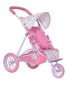 Baby Born Tri Pushchair