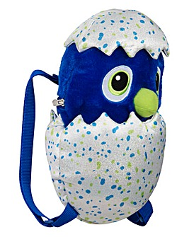 Hatchimals Plush Backpack Draggle