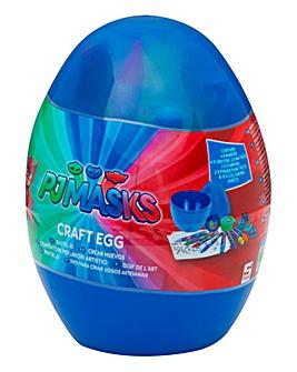 PJ Masks Craft Egg