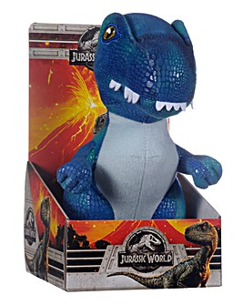 Jurassic World 2 Raptor in Gift Box