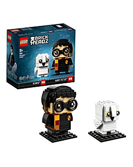 LEGO Brickheadz Harry & Hedwig Twin Pack