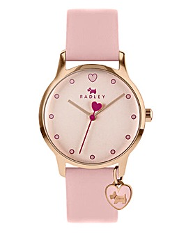 Radley Ladies Heart Charm Watch