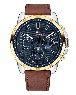 Tommy Hilfiger Decker Strap Watch