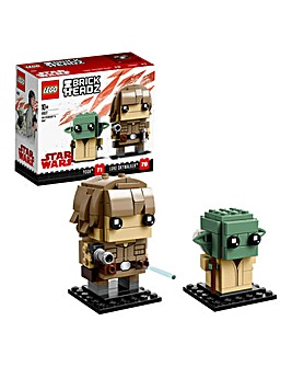 LEGO Brickheadz Star Wars - Luke & Yoda