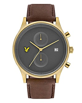 Lyle & Scott Gents The Hope Strap Watch