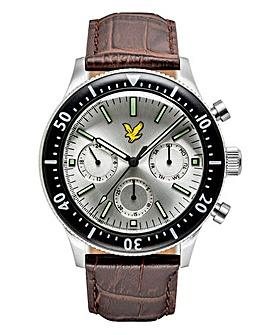 Lyle & Scott Gents Jacklin Strap Watch