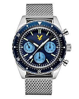 Lyle & Scott Gents Highland Strap Watch