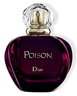 DIOR POISON EDT SPRAY 50ML