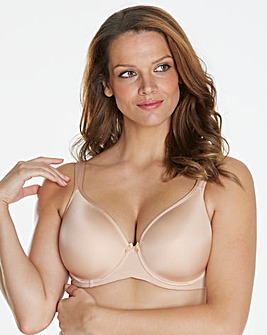 Solutions Blush Wired T Shirt Bra
