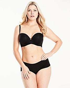 MAGISCULPT Solutions Superplunge Black Multiway Bra