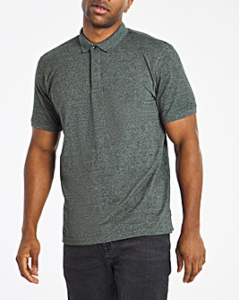 Forest Green Grindle Polo Long