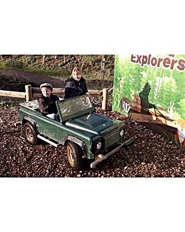 Little Learners Off Road Driving