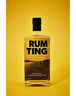 RumTing Passionfruit Mango & Elderflower Flavoured Rum 70cl