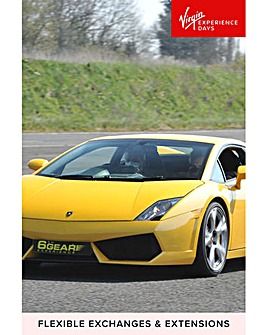 Double Supercar Blast, Demo Lap, Photo and Breakfast, Stafford Driving Centre