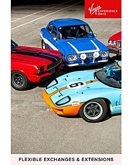 Ford Classics Four Car Driving Experience