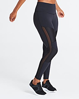 Reebok Lux High Rise Tights