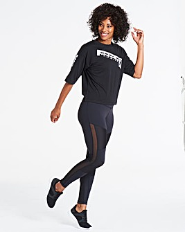 Reebok Workout Meet You There Tee