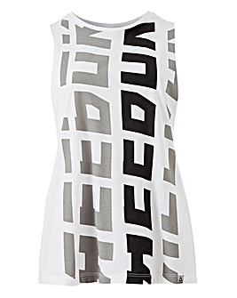 Reebok Graphic Sleeveless T-Shirt