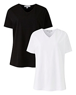 Capsule Leisure 2 Pack T-shirts