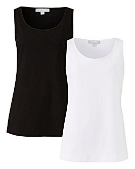 Capsule Leisure 2 Pack Vests