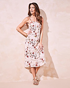 Cream Alala Dress