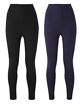 Capsule Leisure 2 Pack Legging