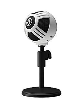 Arozzi Sfera Microphone - White