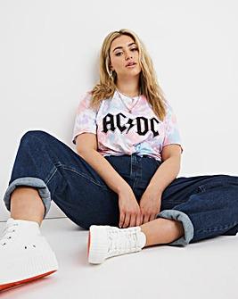 ACDC Tie Dye T-shirt