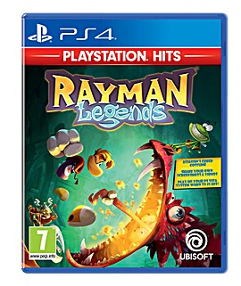 Rayman Legends Playstation HITS RangePS4