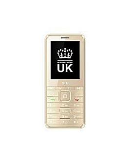STK M Phone Plus SIM Free Black