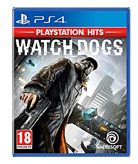 Watch Dogs HITS Range PS4