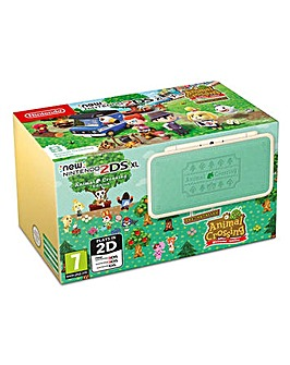 New 2DS XL Animal Crossing New Leaf