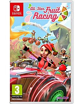 All Star Fruit Racing Nintendo Switch