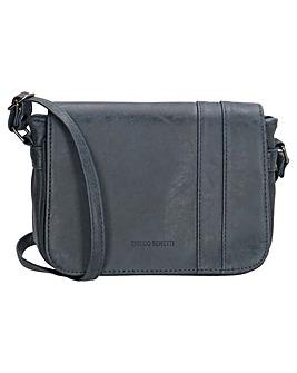 Enrico Benetti Zoe Faux Leather Small Full Flap Shoulderbag