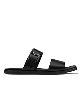 Clarks Ofra Slide Standard Fitting Sandals