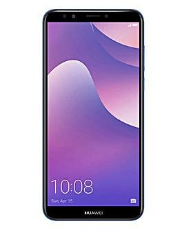 Huawei Y7 2018 Blue