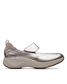 Clarks Unstructured Wave2.0 Glide. Standard Fitting Shoes