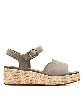 Clarks Unstructured Kimmei Way Standard Fitting Sandals