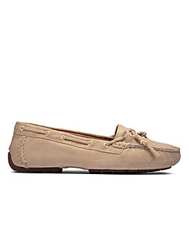 Clarks C Mocc Boat2 Standard Fitting Shoes