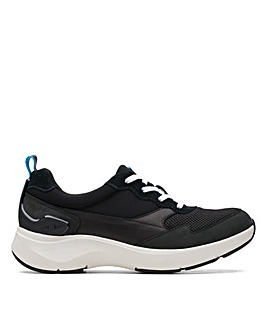 Clarks Unstructured Wave2.0 Move. Standard Fitting Shoes