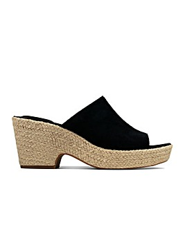 Clarks Maritsa Mule Standard Fitting Sandals