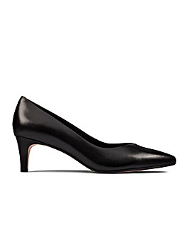 Clarks Laina55 Court2 Standard Fitting Shoes