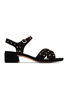 Clarks Sheer35 Strap Standard Fitting Sandals